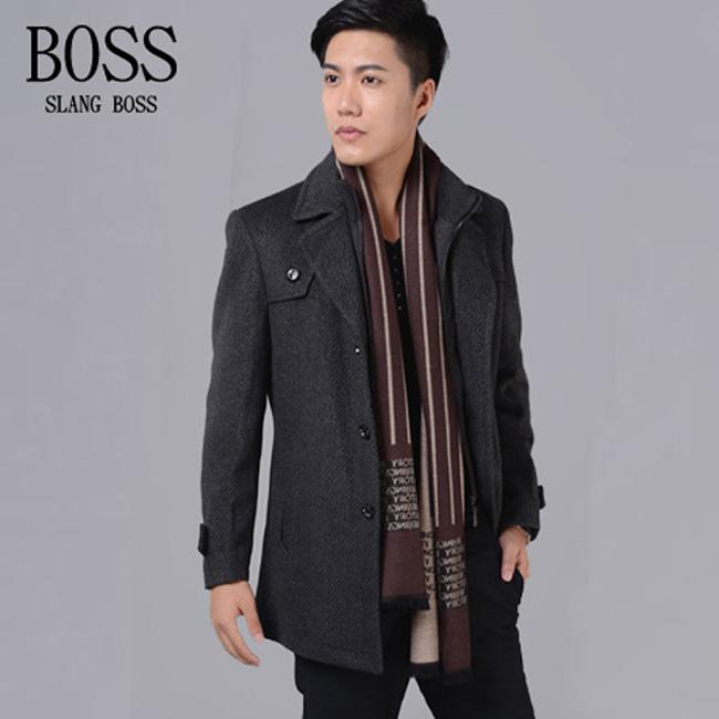 Пальто мужское Boss 2013 190