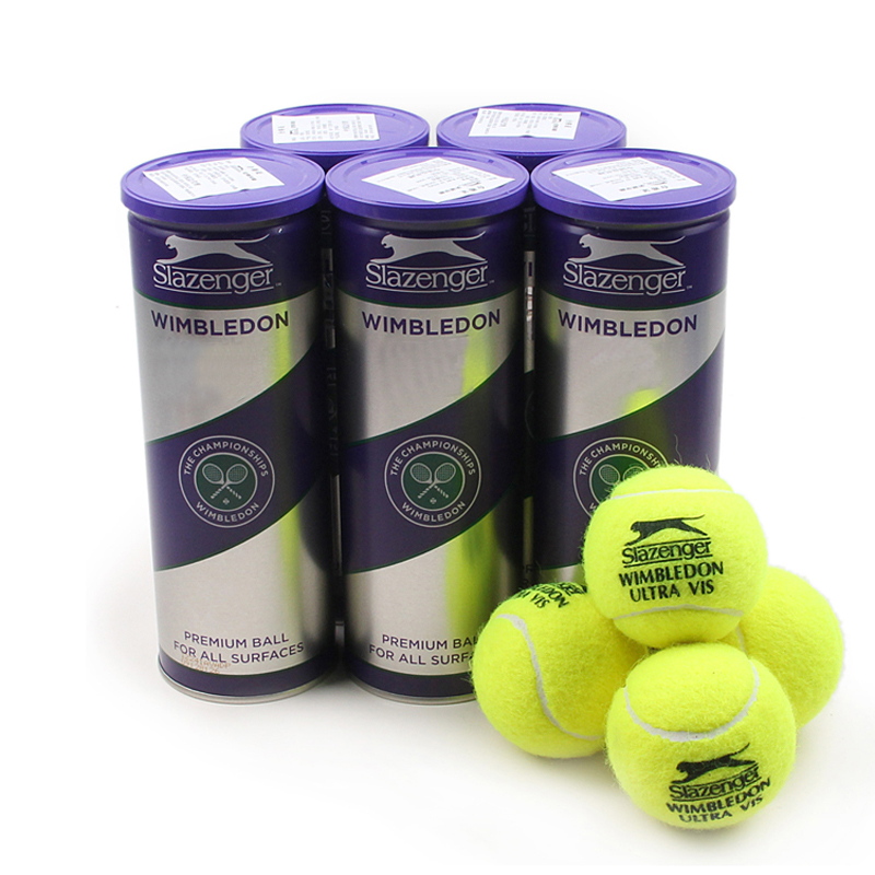 Slazenger slazeng cans of plastic tanks the game a genuine tennis challnger FCL 7 provinces 包邮
