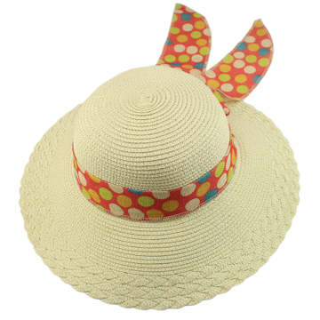 Joy Lynn female Korean summer sun hats UV protection Sun Hat Cap Sun outdoor Beach straw hat