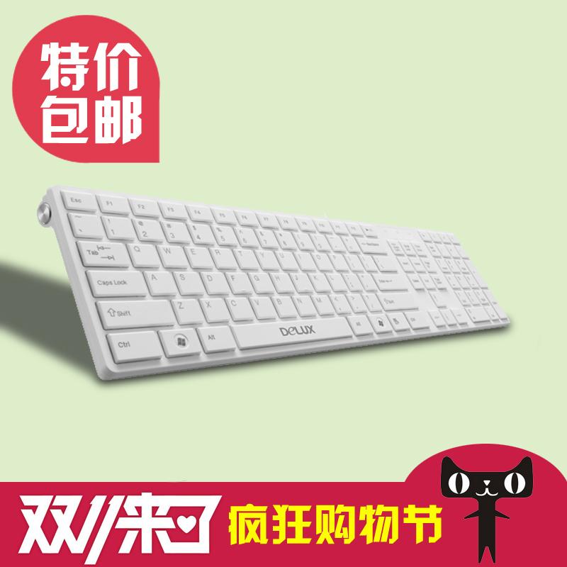 Клавиатура Delux  K1000U USB