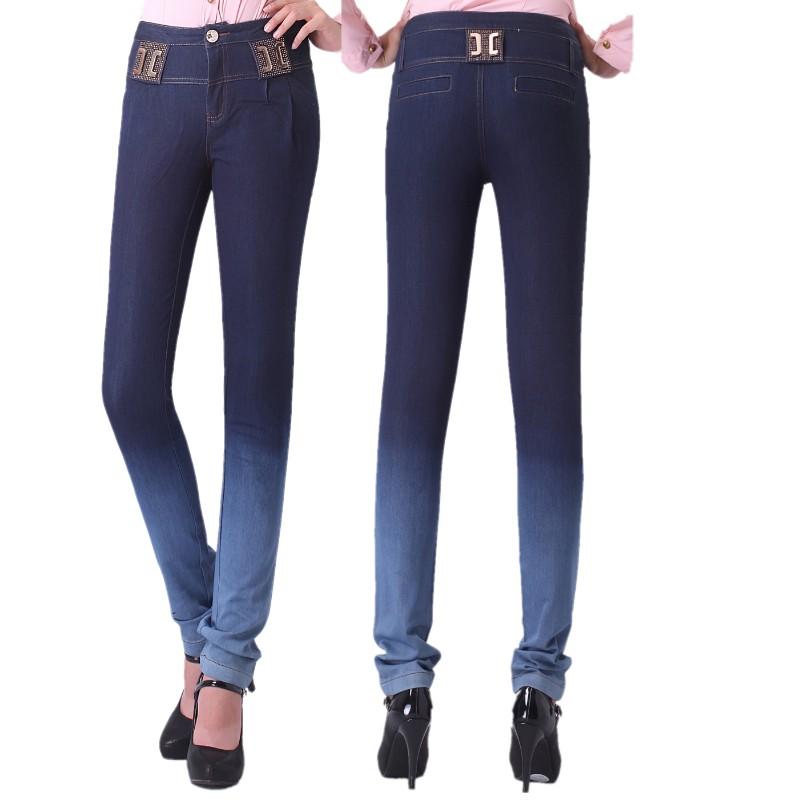 Женские брюки «Фирменные» бренд брюки повседневные брюки осенние и зимние сапоги, брюки, карандаш штаны женщин счетчика подлинных производителей Распродажа
