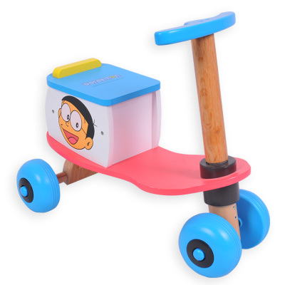 Ha Kiyan A Dream four car baby stroller toys, children's toys gliding walker