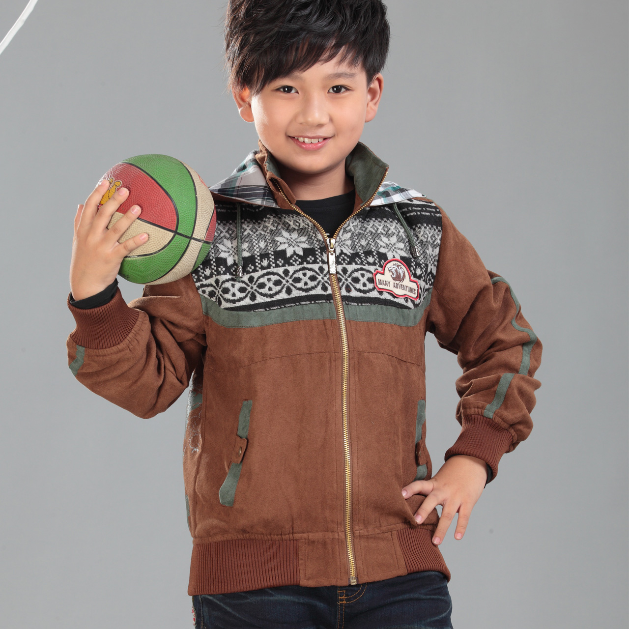 детский жакет Tong Lion Для молодых мужчин