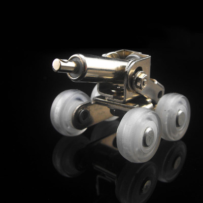 All-metal assembly mech mini Cannon office small ornaments model toy DIY kit special gift