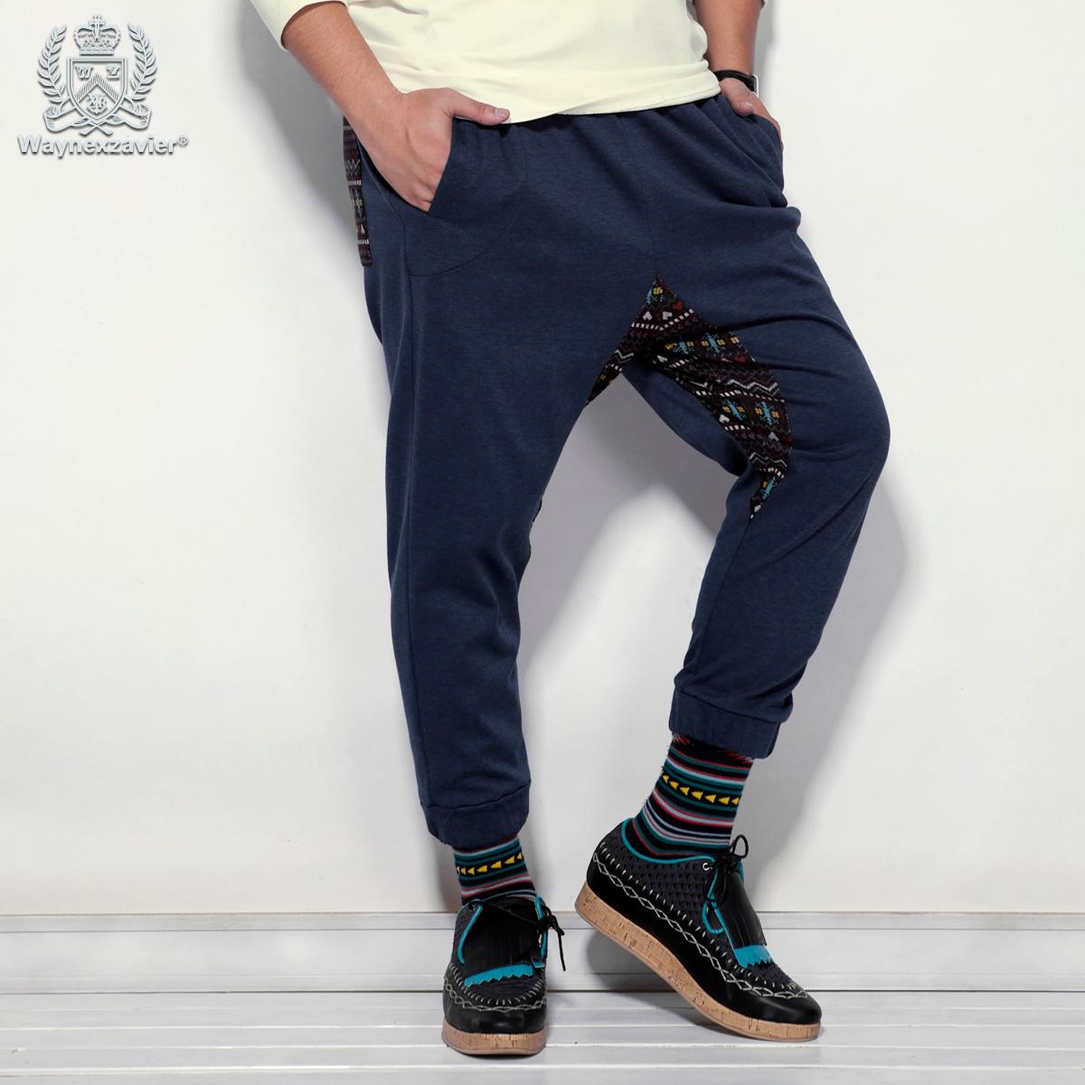 Повседневные брюки Waynexzavier wz2013590 #590 Осень