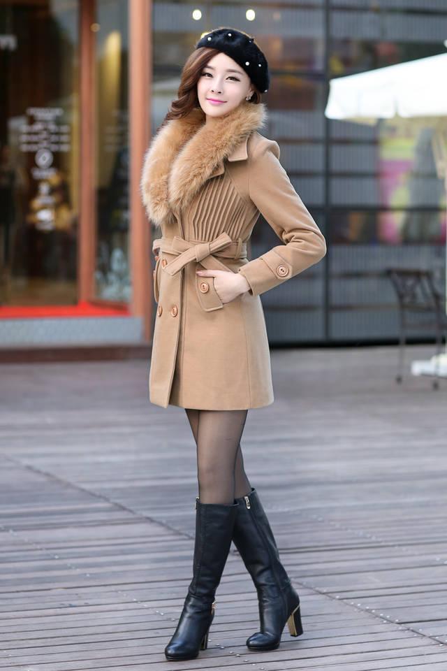 женское пальто 8297 2013