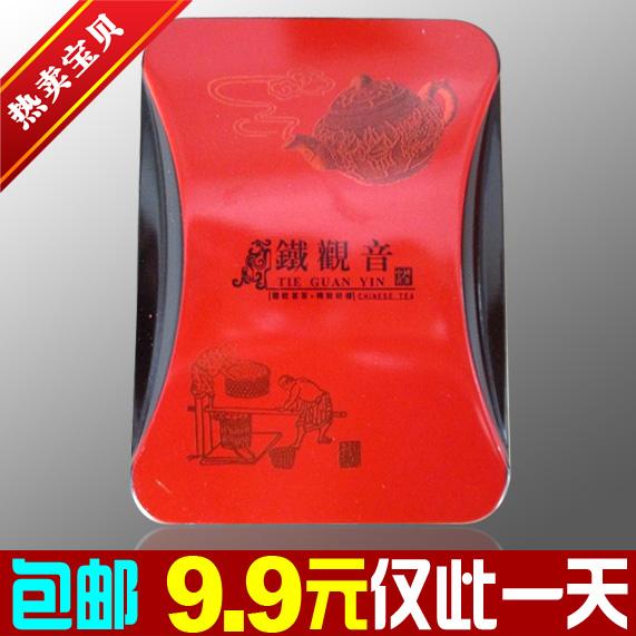2014新茶秒杀 安溪铁观音浓香型特级 正品乌龙茶叶批发 春茶包邮