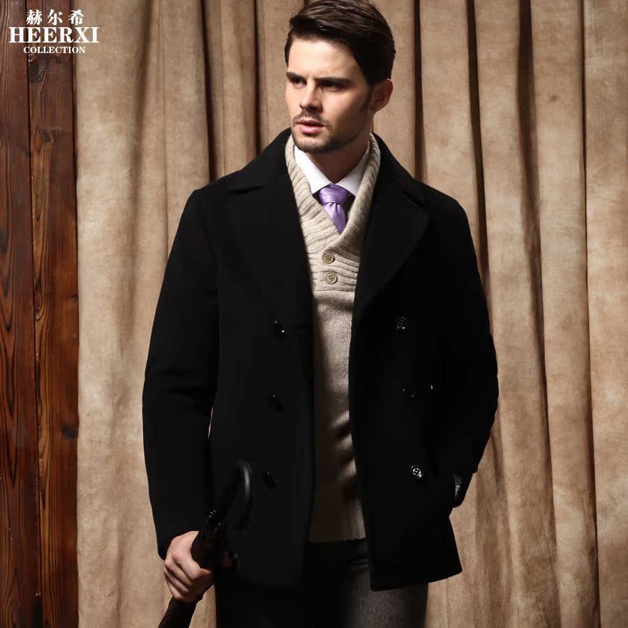 Пальто мужское Hershey 12404