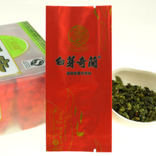 New product and specialty Gao Shanbai bud, LanQiu tea charcoal baked scent super oolong tea bag mail box white teeth