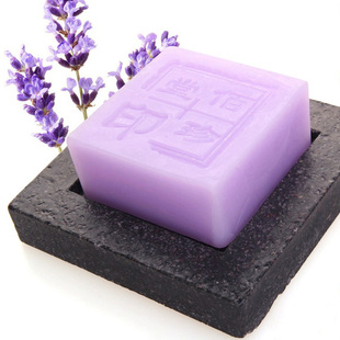 Bai Jane Don Lavender SOAP repair manual oil control acne dispelling-Indian whitening facial SOAP facial SOAP essential oil SOAP