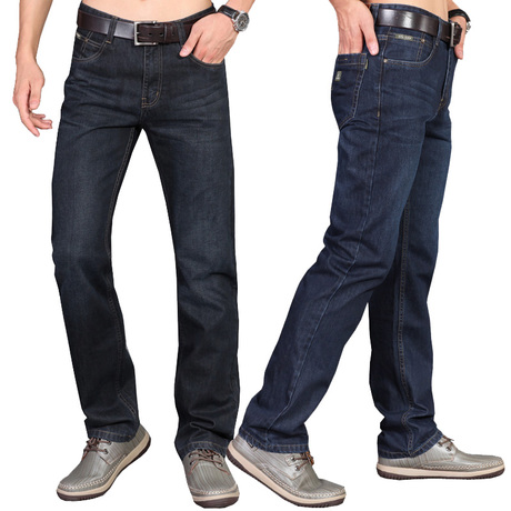 Explosion models recommended 2013 new afs jeep Battlefield Jeep Dongkuan loose straight jeans casual pants men trousers