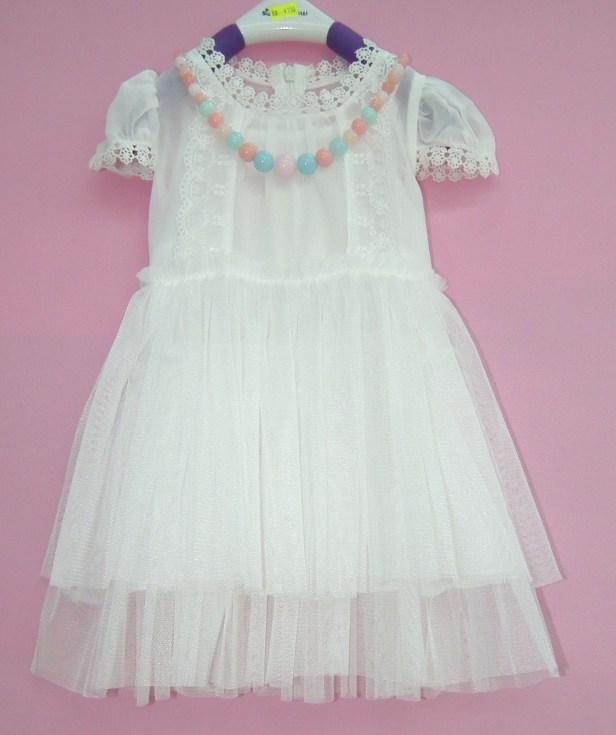 奇迹贝尔女童奢华儿童礼服裙 儿童公主裙 花童裙 珠珠连衣裙 包邮
