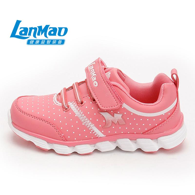 детские кроссовки LANMAO l0733 2013 Девушки Весна-осень Искусственная кожа Мокасины, прогулочная обувь