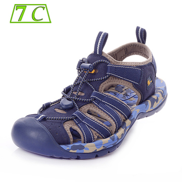 [Men] Taobao clearance summer hiking sandals beach sandals Baotou