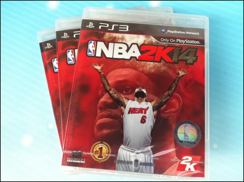 Игра для PS PS3 игры баскетбол NBA 2k Китайская версия в складе доставка же день с 14 2014 Гонконг