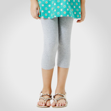 Annai children girls leggings Cropped Pants 2013 summer new summer comfort was thin Leggings EG326002