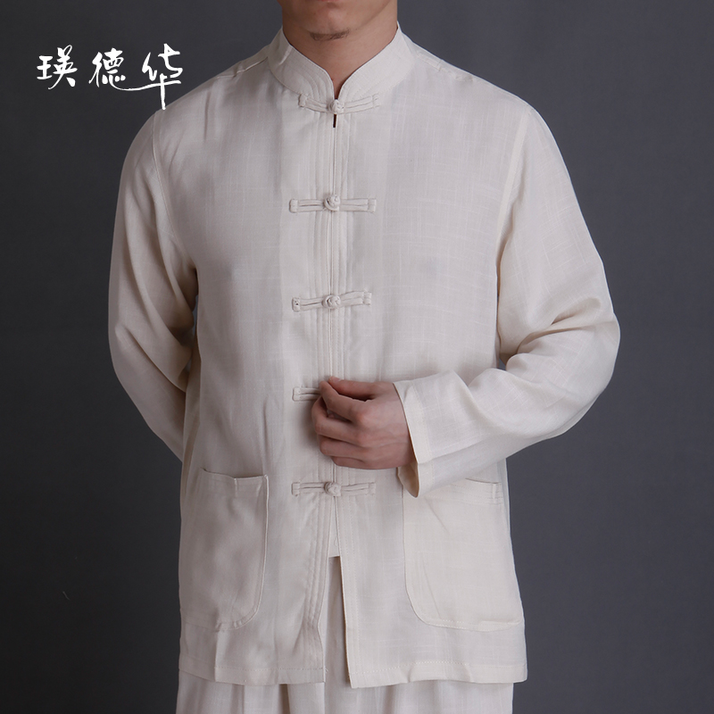 New clothing base base shirt men's sweaters men's clothing men Kung Fu clothing long-sleeved clothing summer clothing