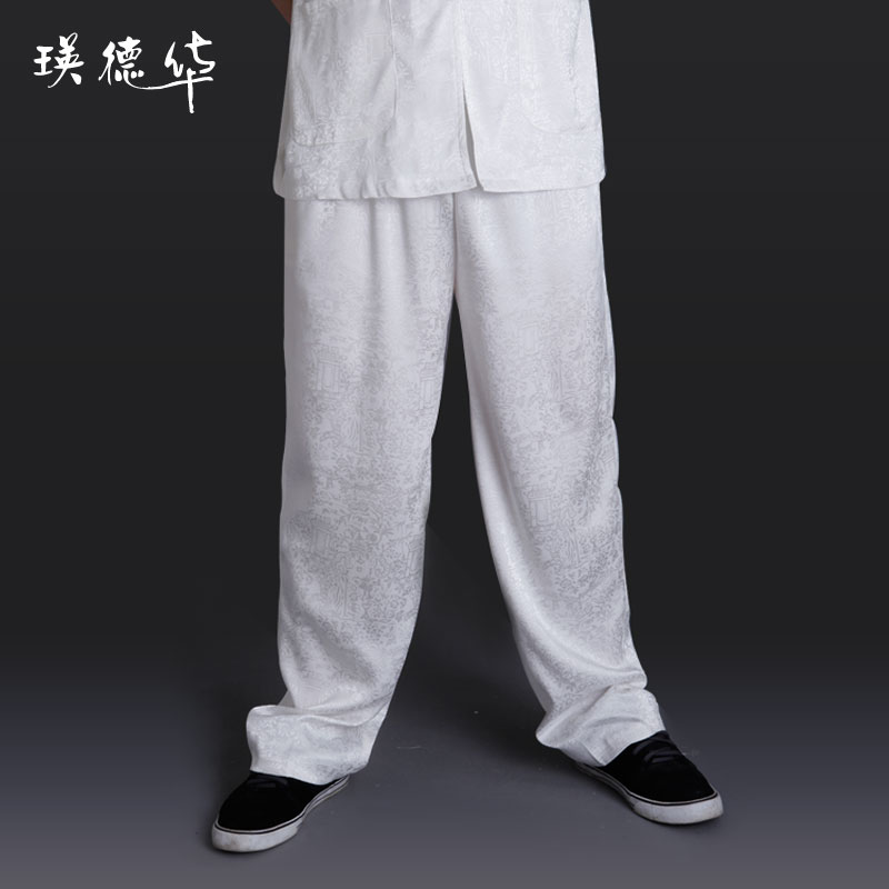 Tomb Sweeping Festival on the River under the series men's casual trousers, clothing men's clothing pants sports pants/slacks