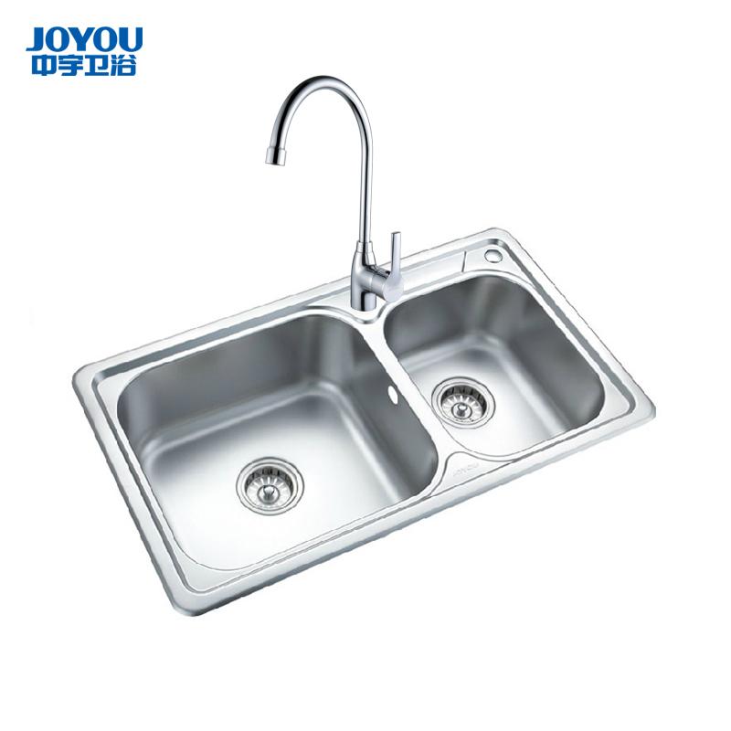 不锈钢水槽JY67028