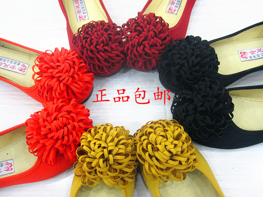 туфли Old Beijing cloth shoes 2013