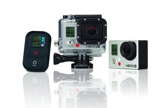 видеокамера OTHER GoPro HERO Black CMOS Оптический стабилизатор изображения Основе флэш-DV