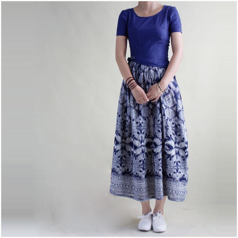 Женское платье Yuan Chuangyuan 06