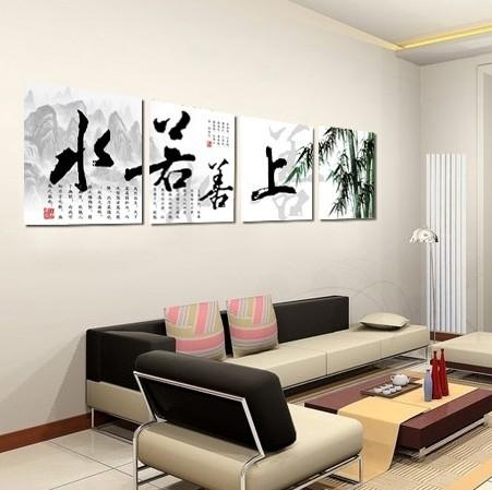 Фреска Kai Xin YD/c70 Цветы Без рамки