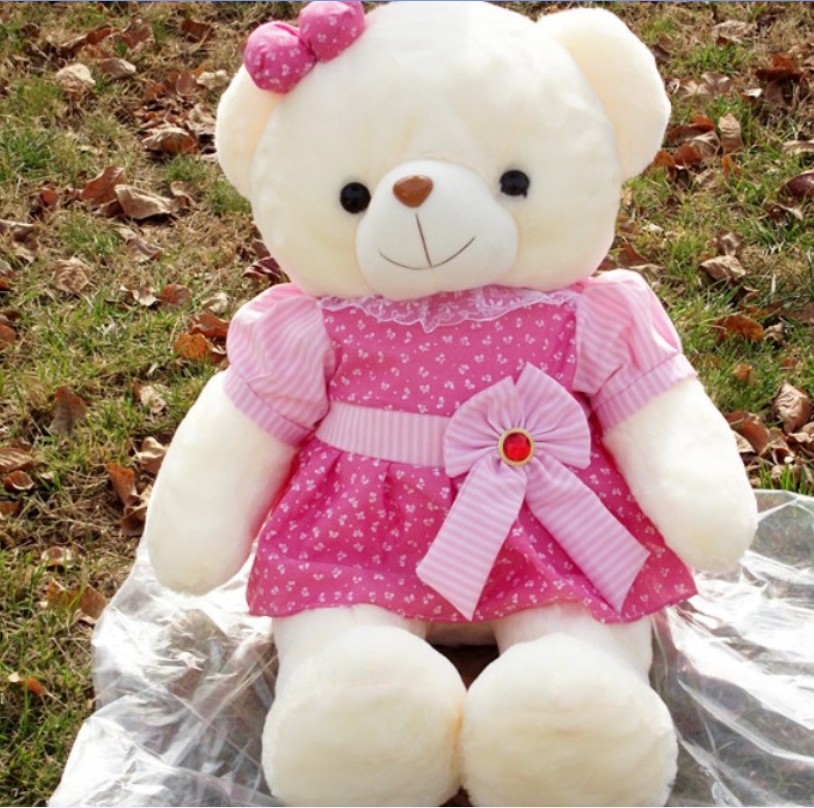 Мягкая игрушка Медведь плюшевый мишка куклы электронной почте пакет Сюн да ребенка медведь день рождения принцессы куклы плюшевый медведь подарки