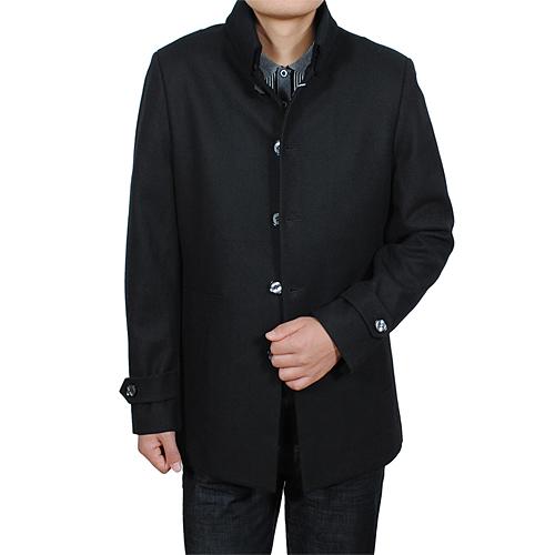 Пальто мужское Fazaya
