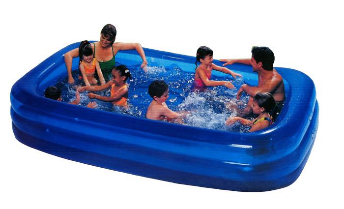 Детский надувной бассейн Summer Baby