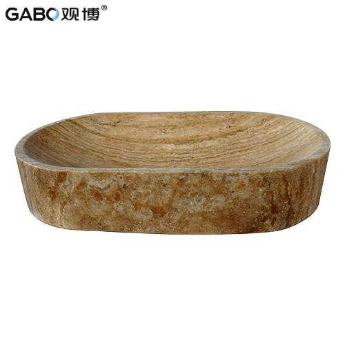 观博大理石艺术盆YF248