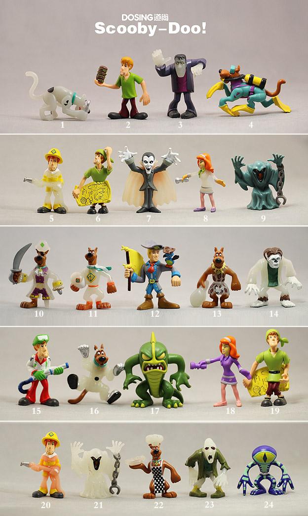 Персонаж из мультфильма   Scooby