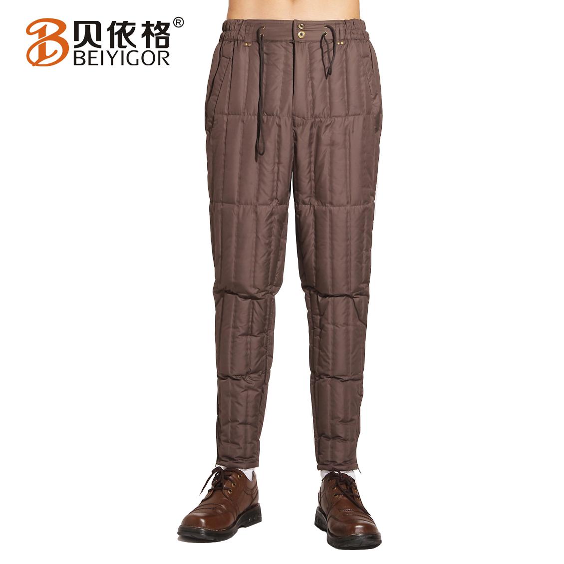 Утепленные штаны Bayh grid W/13 90