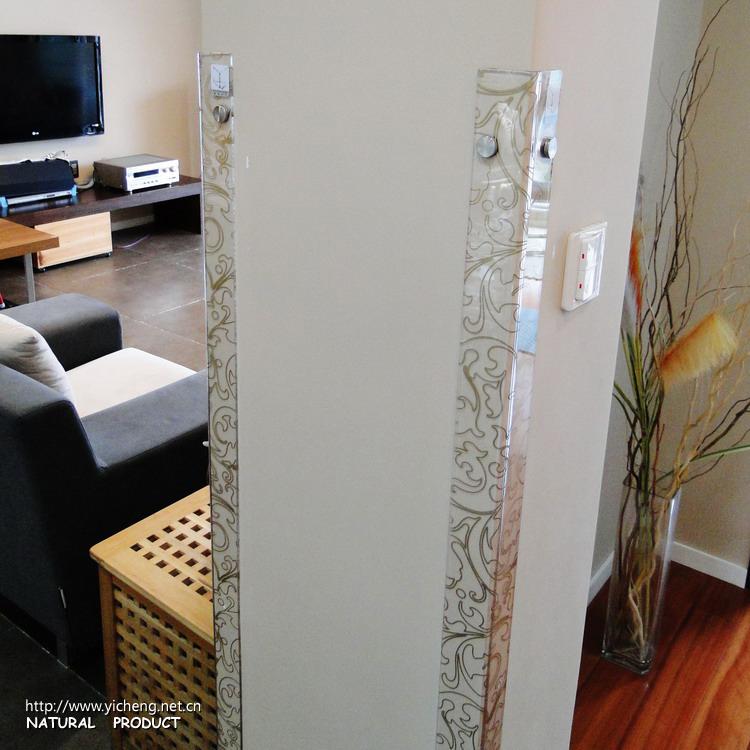 ctj8082 acrylic corner ikea corner corner protectors gladiator angle bar zhuojiao case taobao. Black Bedroom Furniture Sets. Home Design Ideas