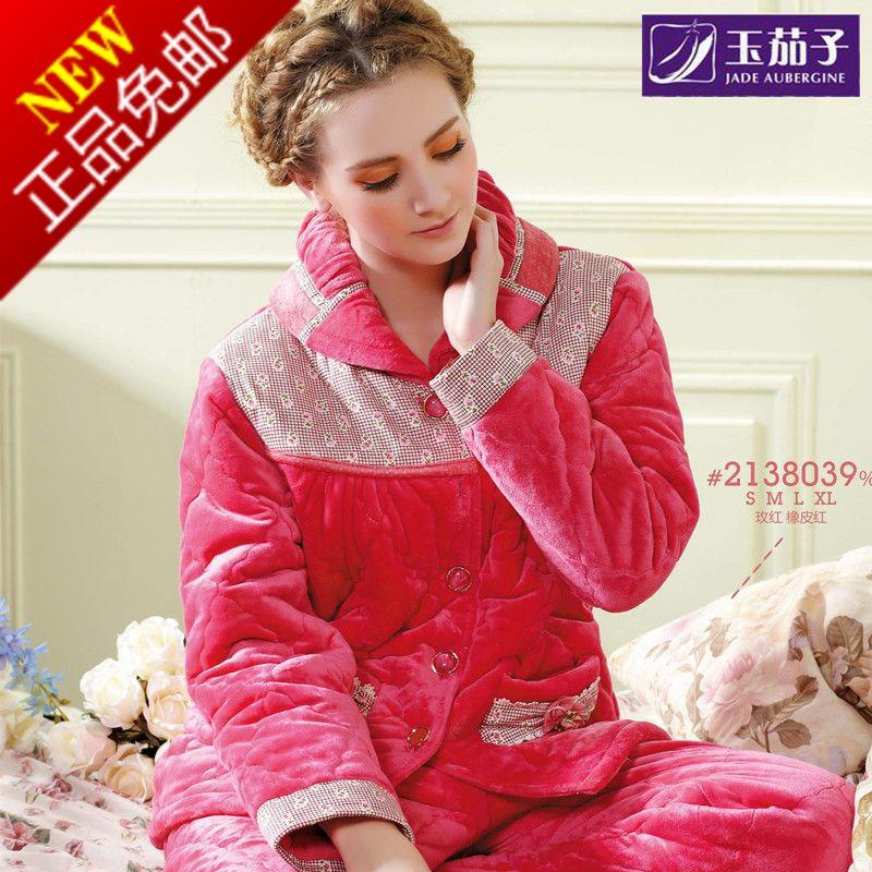 可爱长袖睡衣