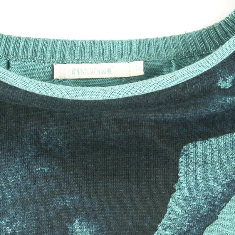 Свитер женский Yan Man 823131460.. 2012 823131460 Другие материалы Осень 2012 Длинный рукав Классический рукав Вырез лодочка