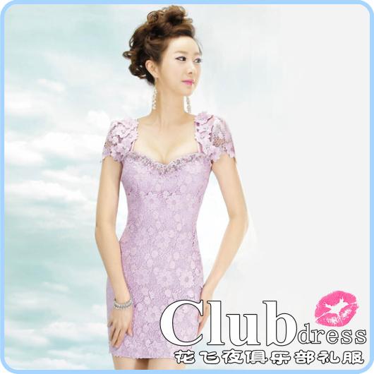 夏季裙装新款伴娘小礼服
