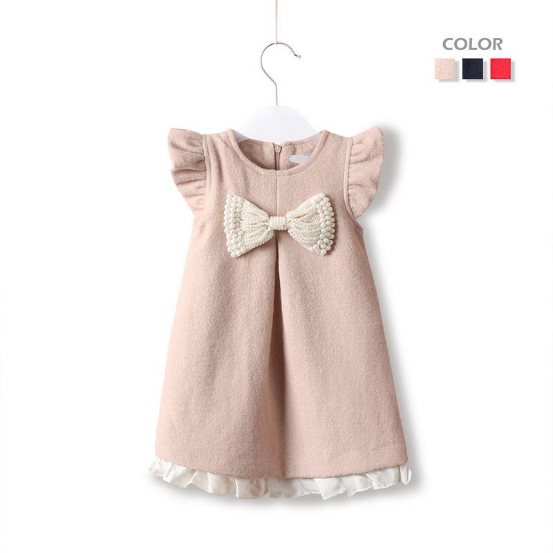 Шерстяное Платье Для Девочки Купить