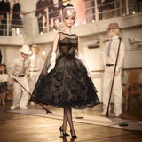 [ Book ] 2013 ST /Silkstone Barbie Collector's Edition Cocktail Dress Cocktail