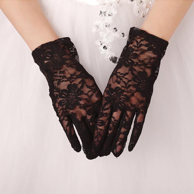 Свадебные перчатки Aukiss st28