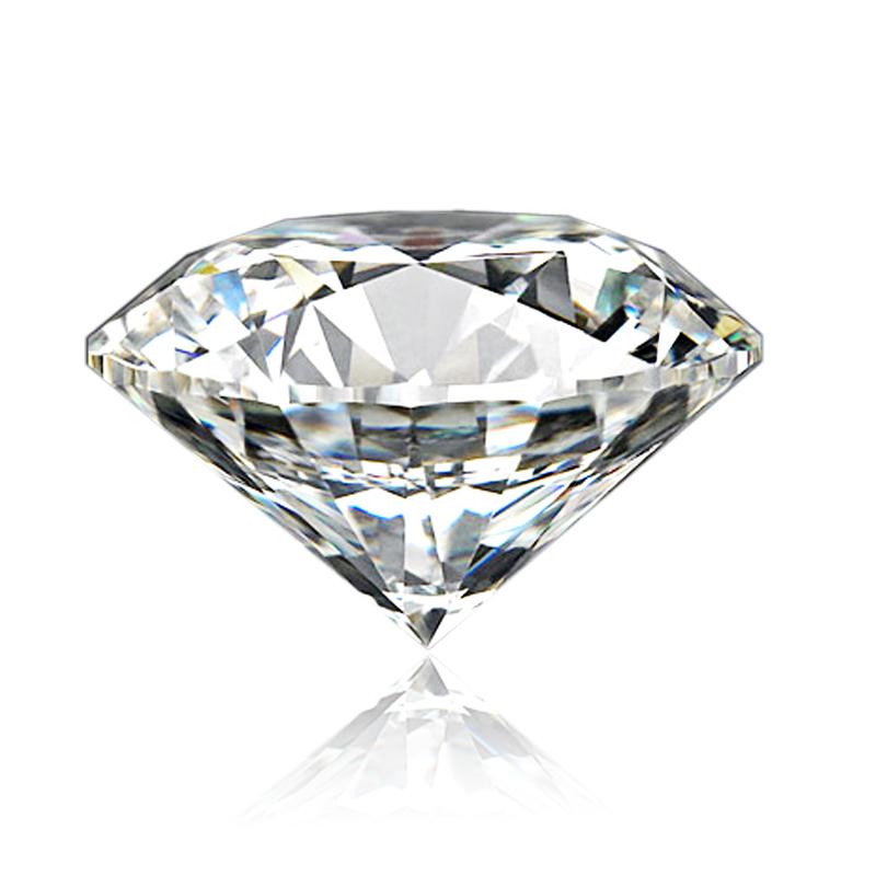 【结婚季】佐卡伊30分E色VVS高净度 GIA裸钻定制结婚婚嫁钻石戒指