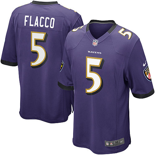 Форма для гандбола NK  NFL Baltimore Ravens Joe Flacco