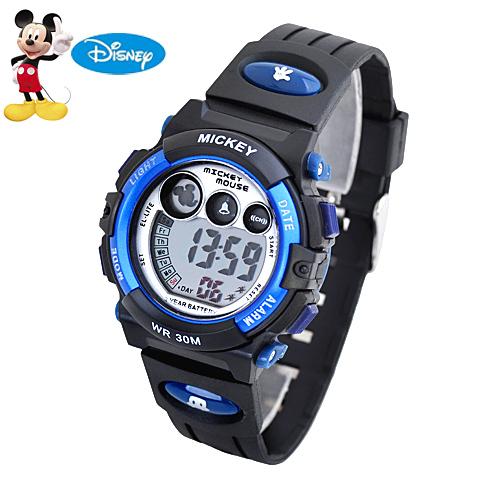 Часы Disney LED