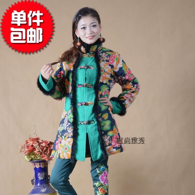 Блузка в китайском национальном стиле 13119 2013