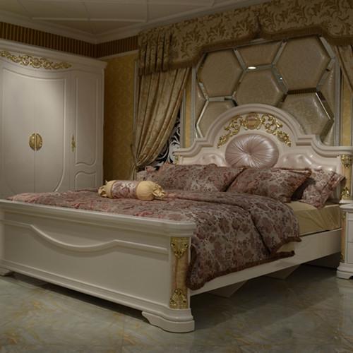 Двуспальная кровать Wing/Ho Xuan  1316
