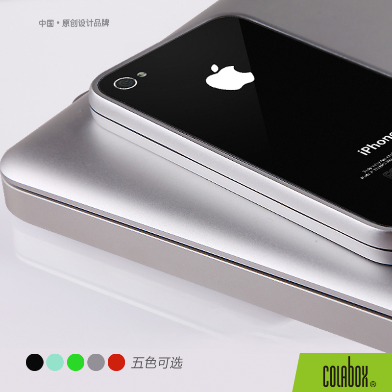 Apple чехол Colabox Iphone4s 4S Colabox Металл