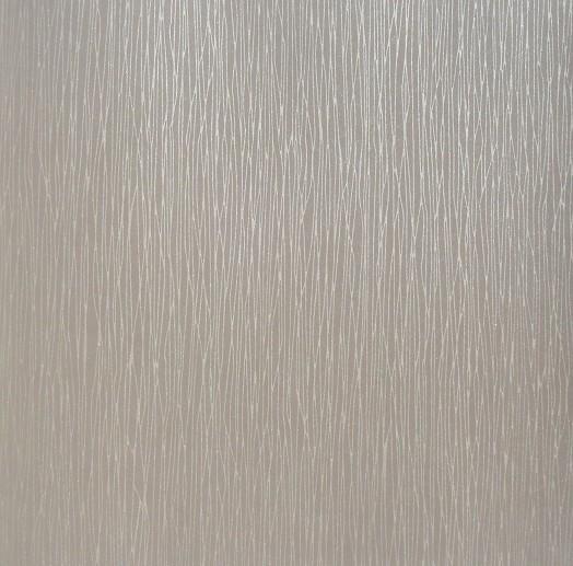 无纺布壁纸 咖啡色电视背景墙纸 竖条纹肌理 植绒洒金