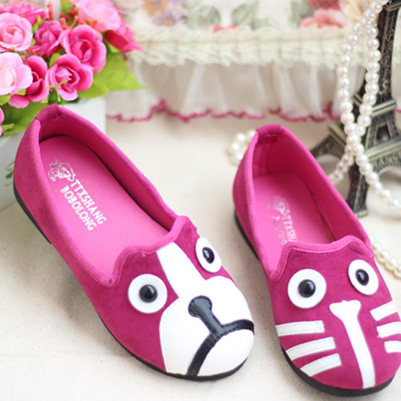 Детская кожаная обувь Other brands t268 Унисекс Другие материалы Без шнуровки Резина