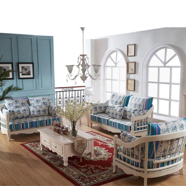 豪宅门客厅组合布艺沙发
