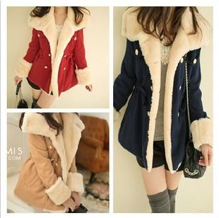 женское пальто 3721
